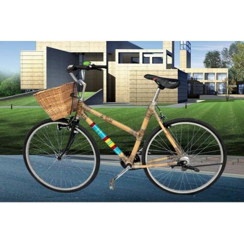 Bambusz 001 Női Montainbike