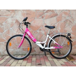 """24"""" használt gyerek kerékpár eladó"""