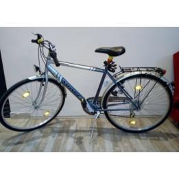 """Hasznalt ferfi Terkking 19"""" bicikli eladó"""