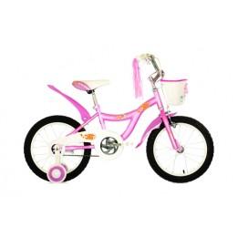 """Hauser LILY 16"""" gyerek bicikli"""