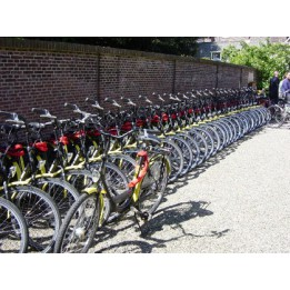 Válllatoknak kerékpár kölcsönzés