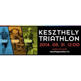 Keszthely Triatlon 2014.Máj. 31