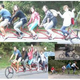 Tandem bicikli bérlés