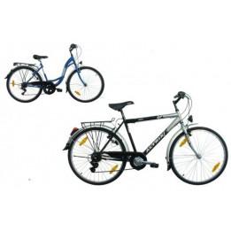 Altrix 6 sebességes városi kerékpár