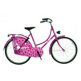 """Neuzer Holland 24"""" - kerékpár gyerekeknek vagy 160 cm magasságig ajánlott"""