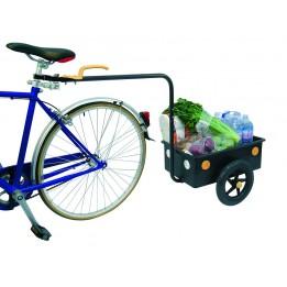 Kerékpár Utánfutó Trailer mini 40L