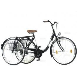 "Schwinn Budapest háromkerekű 26"" bicikli"