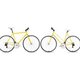 Schwinn TORPEDO női és férfi fittnessbicikli, országuti bicikli, Futár bicikli