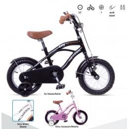 "Neuzer 12"" cruiser gyerekbickli Kerékpár kisgyerekeknek"