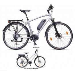 Egyedi Elektromos kerékpár készitése (Pedelec készités, E-bike gyártás,  Neuzer menton alapokon )
