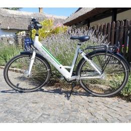 Neuzer Palmeo használt elektromos kerékpár teljesen új állapotban