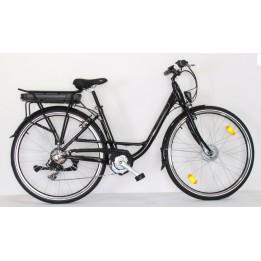 """Neuzer Zagon Elektromos kerékpár 26 és 28"""" trekking, 17-21 méret, férfi és női vázzal"""