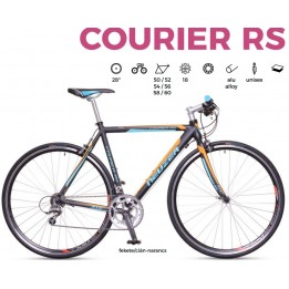 Neuzer Courier RS sport és fittnessbicikli