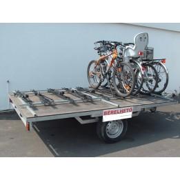 Bicikli szállitás-Utánfutók